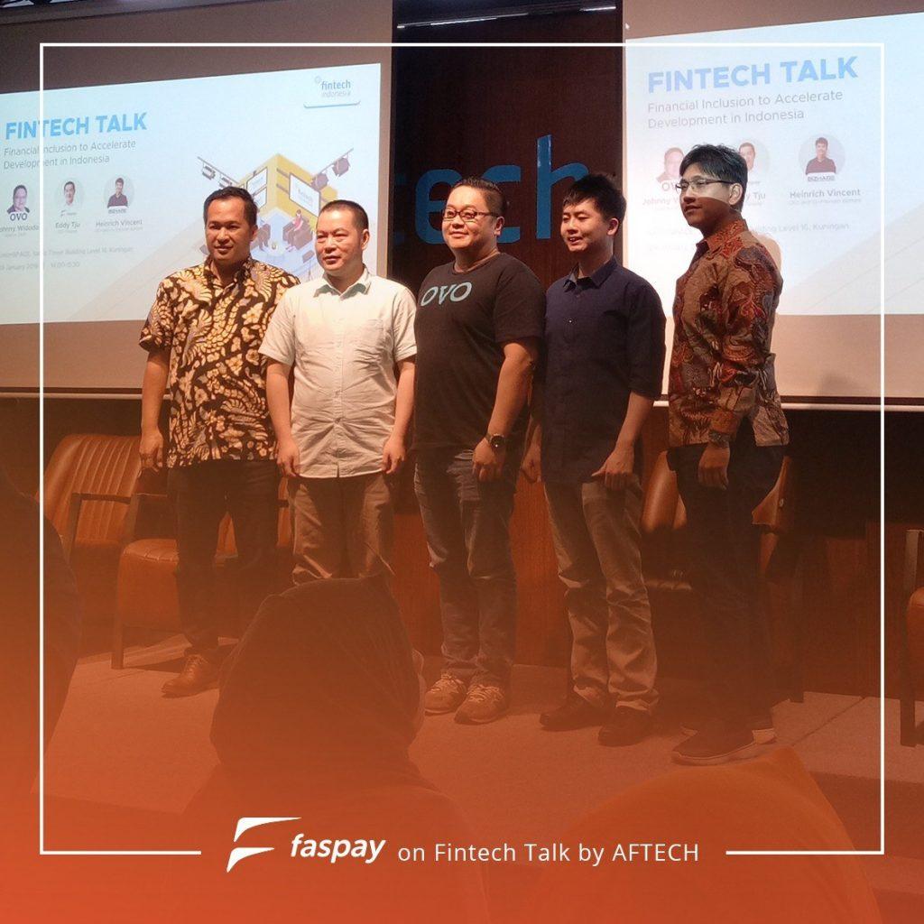 Faspay-at-Fintech-Talk-by-AFTECH-January-2019